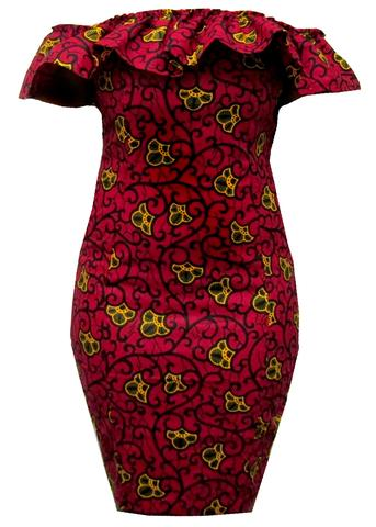 Olisa_African_Print_Ruffle_Top_Dress_red_yellow_front_3d340fcb-84ca-4591-9f29-2e7e3bb11f58_large
